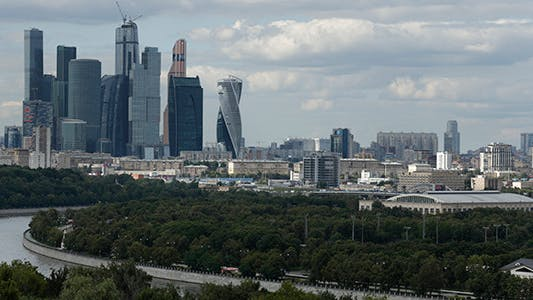 Thumbnail for Moscow Russia City View