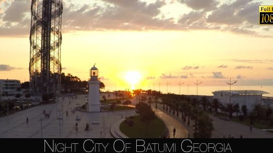 Cover Image for Night City Of Batumi 12