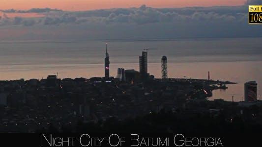 Thumbnail for Night City Of Batumi 14