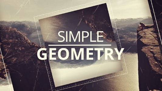 Thumbnail for Simple Geometry Opener