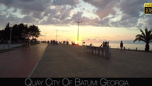 Thumbnail for Quay City Of Batumi 10