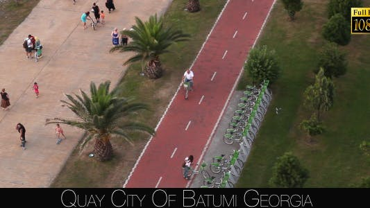 Thumbnail for Quay City Of Batumi 12