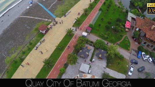 Cover Image for Quay City Of Batumi 16