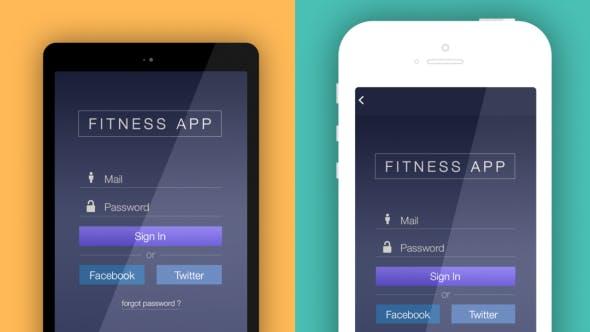 Thumbnail for Flat App Promo