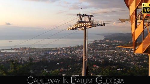 Cableway In Batumi