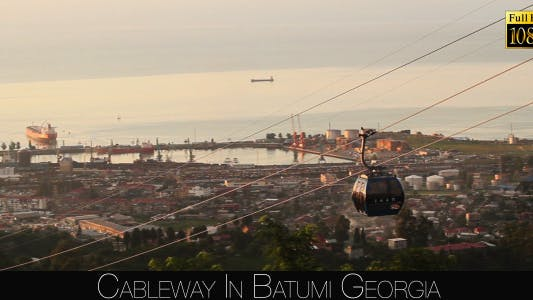 Cover Image for Cableway In Batumi 3