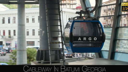 Thumbnail for Cableway In Batumi 4