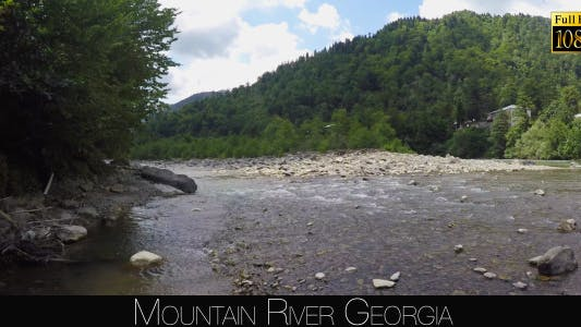 Thumbnail for Mountain River Georgia 2