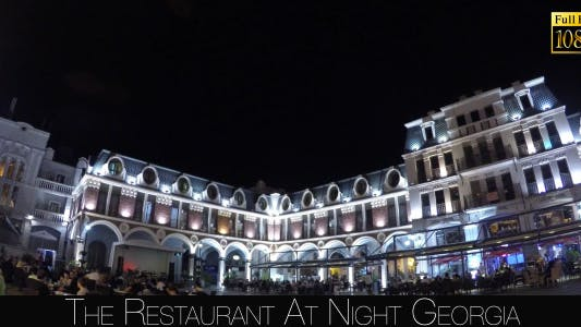 Thumbnail for The Restaurant At Night 2