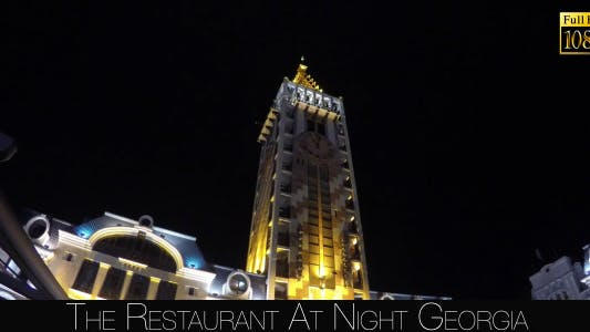 Cover Image for The Restaurant At Night 3