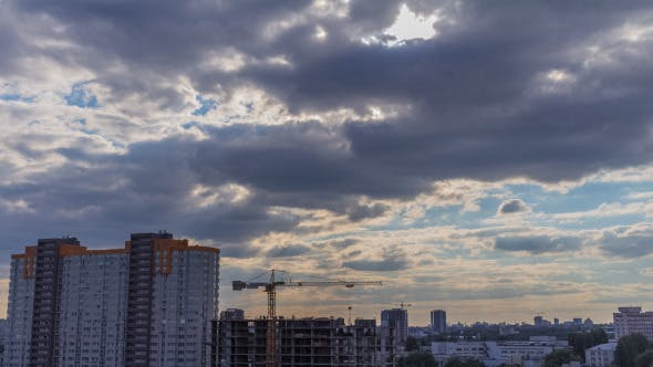 Cover Image for Construction Site In Motion 2