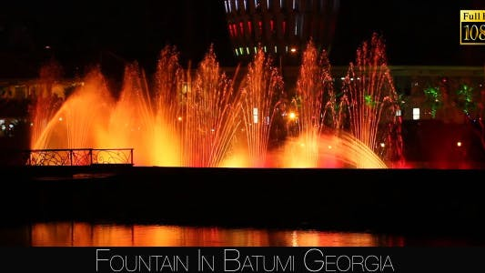 Thumbnail for Fountain In Batumi