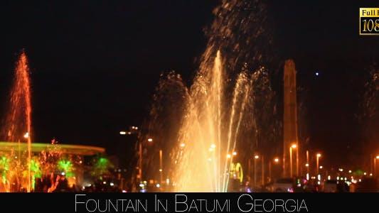 Thumbnail for Fountain In Batumi 2