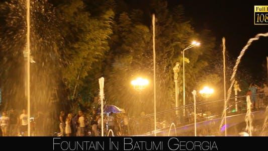 Thumbnail for Fountain In Batumi 4