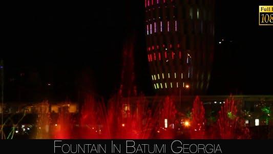 Thumbnail for Fountain In Batumi 5