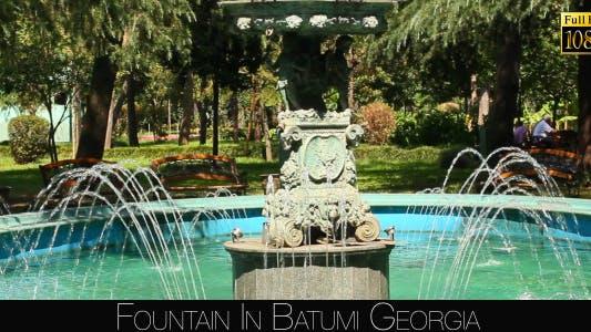 Thumbnail for Fountain In Batumi 7