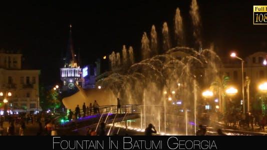 Cover Image for Fountain In Batumi 8