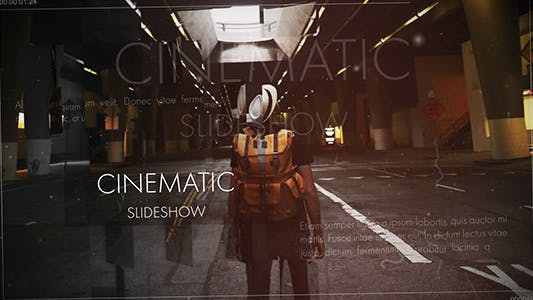 Thumbnail for Cinematic Slideshow
