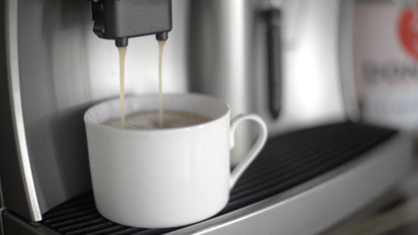 Thumbnail for Coffeemaker Making Coffee Fast