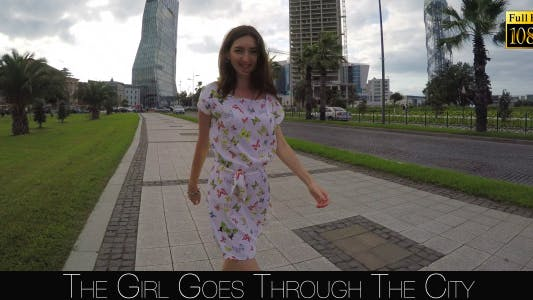 Thumbnail for The Girl Goes Through The City 2