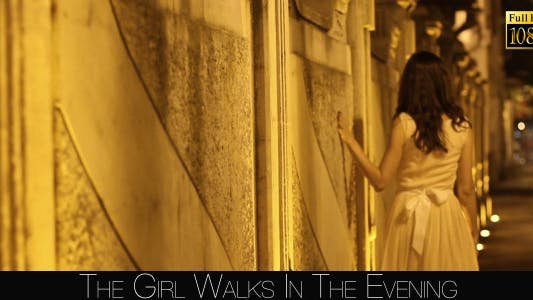 Thumbnail for The Girl Walks In The Evening