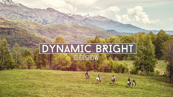 Thumbnail for Dynamic Bright Slideshow