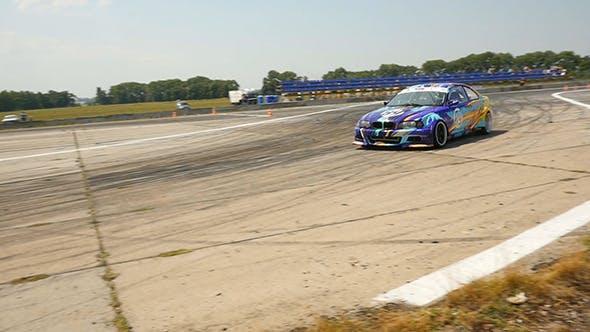 Thumbnail for Drift Car In Championship