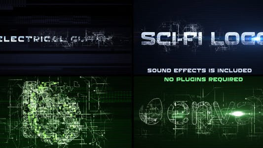 Thumbnail for Sci-Fi Electrical Glitch