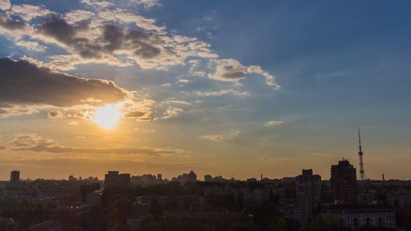 Thumbnail for City Sunset 13