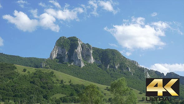 Thumbnail for Beautiful Alpine Landscape