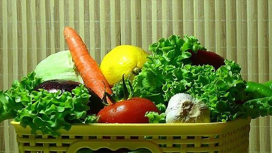 Thumbnail for Fresh Vegetables 1