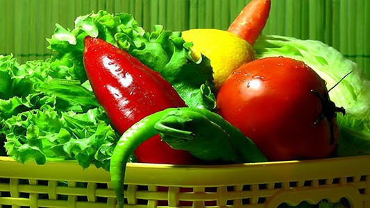 Thumbnail for Fresh Vegetables 4
