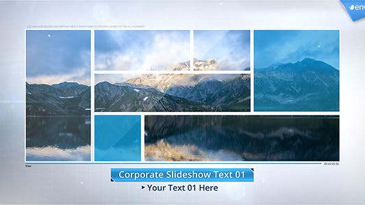 Thumbnail for Corporate - Dynamic Slideshow