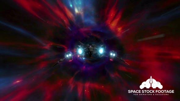 Thumbnail for Wormhole Spaceship 2