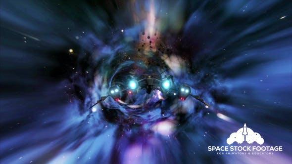 Thumbnail for Wormhole Spaceship 1