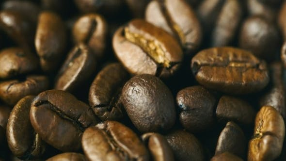 Thumbnail for Coffee Beans Rotate