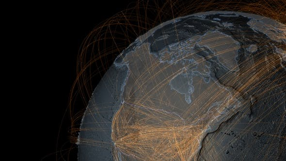 Cover Image for Earth Globe Networks
