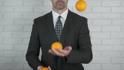 Juggling in Business.