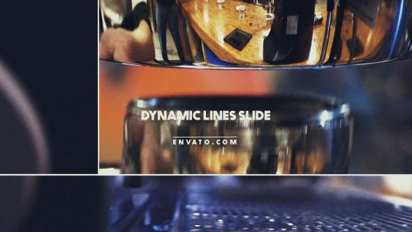 Thumbnail for Dynamic Lines Slide