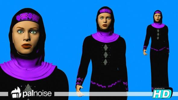 Thumbnail for Arabic Woman
