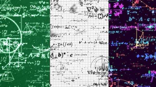 Formules et équations mathématiques
