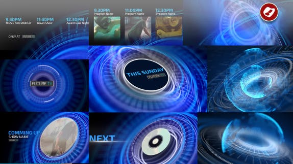 Future Tv Complete Broadcast Branding