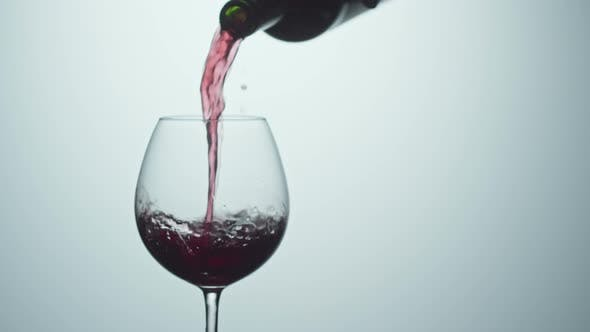 Cover Image for Filling Glass with Wine