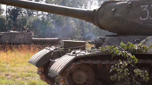 Attack  Tanks