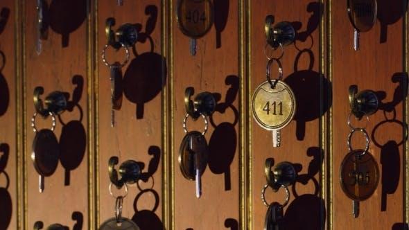 Thumbnail for Keys At The Reception