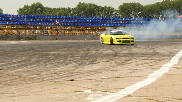 Thumbnail for Drift Car In Drift Championship