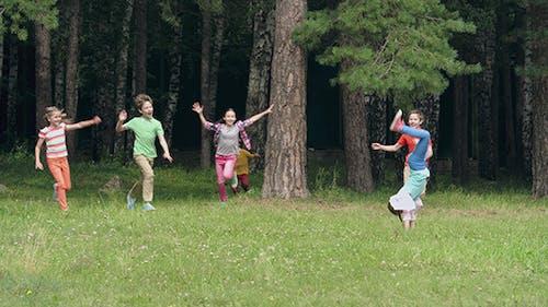 Carefree Childhood