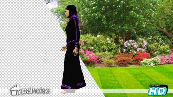 Thumbnail for Arab Woman v2