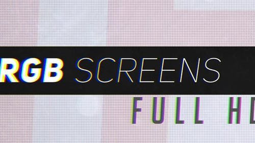 RGB Screens