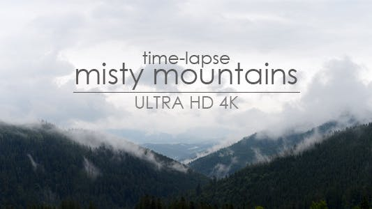 Thumbnail for Misty Mountains